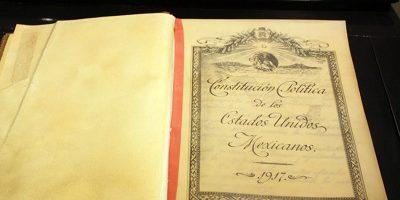 México alista festejos por Centenario de la Constitución