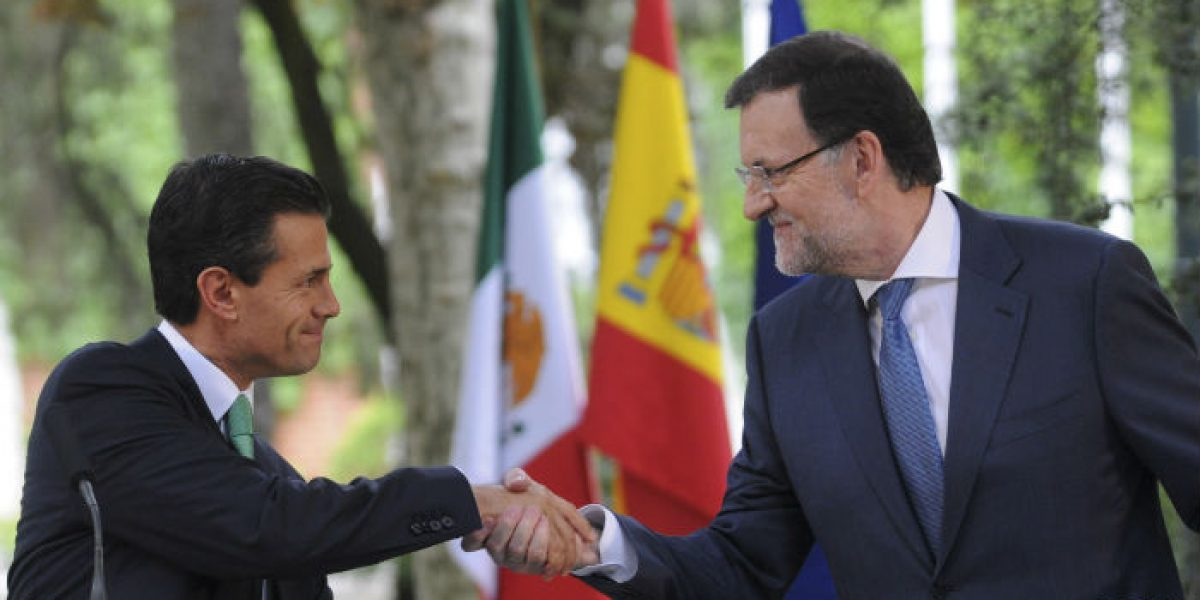 Rajoy telefonea a Peña Nieto por relación México-EU