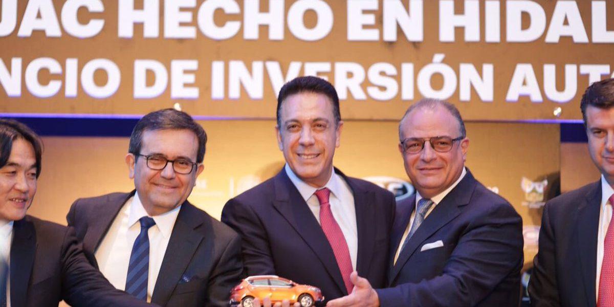 China y Japón invertirán 4 mil mdp para ensambladora en Hidalgo