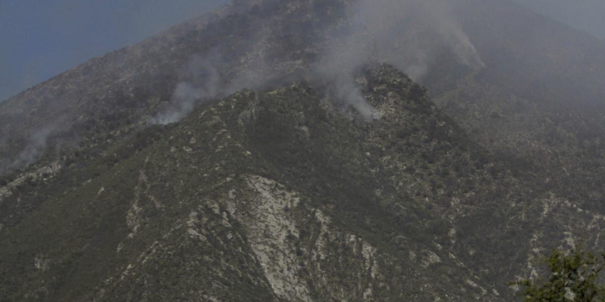 Prevén para 2017 altos índices de incendios forestales en NL