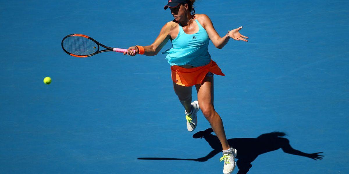 Rusa Pavlyuchenkova disputará Abierto Monterrey 2017