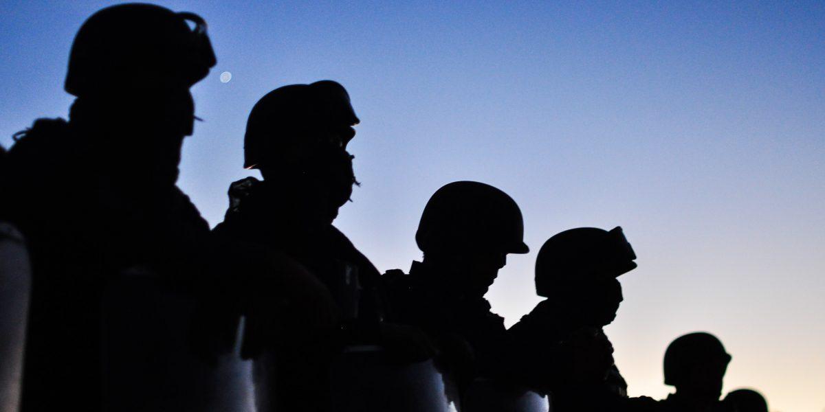 Diferencia de salarios entre policías estatales es de 171%