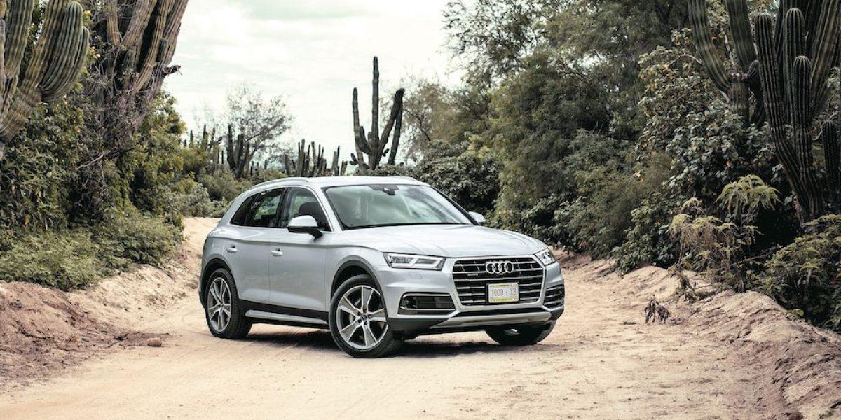 Audi Q5 2018, orgullo mexicano