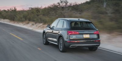 Audi Q5 presenta un diseño robusto y atlético, que no deja duda de su sofisticación y versatilidad. | Mau Carrera. Imagen Por: Mau Carrera