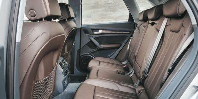 El interior crece y tiene espacio de sobra para cinco pasajeros. | Mau carrera. Imagen Por: Mau Carrera