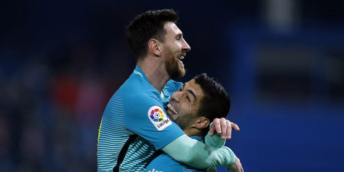Barça toma ventaja sobre el Atleti en las semifinales de la Copa del Rey