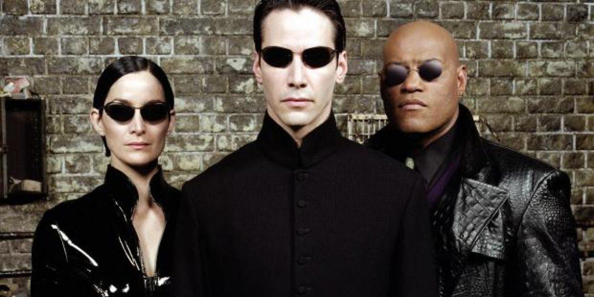 El elenco de Matrix se reencontró 18 años después
