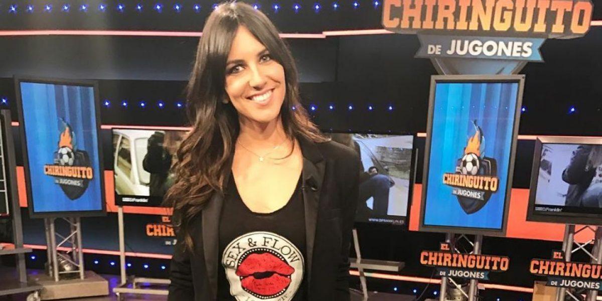 VIDEO: Periodista española sorprende con baile de twerking