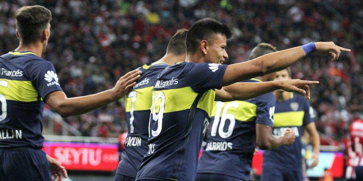 Boca Juniors llama