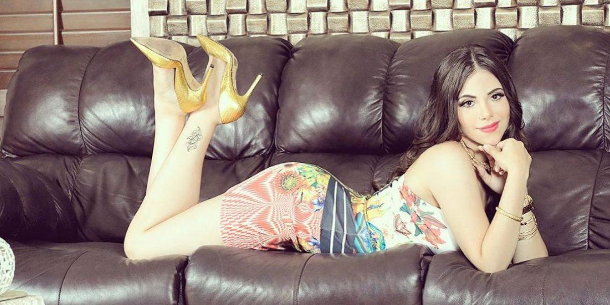 FOTOS: Claudia Guajardo, La Chica Del Tatuaje Que Le Dio