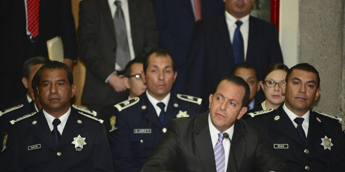 Detienen a Arturo Bermúdez Zurita, exsecretario de Seguridad de Duarte
