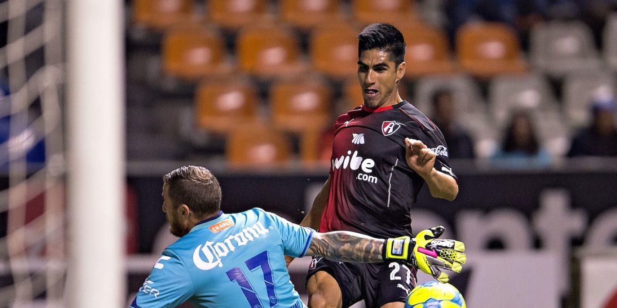 Atlas rescata valioso empate ante Puebla en la Jornada 5