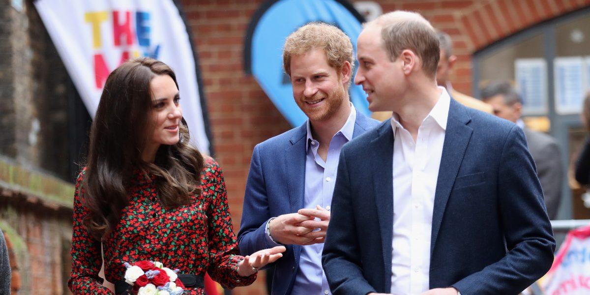 Las ofensas de los príncipes de Inglaterra a Trump que Buckingham niega