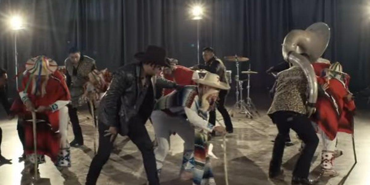 Denuncian a Banda Jerez por discriminar la Danza de los viejitos