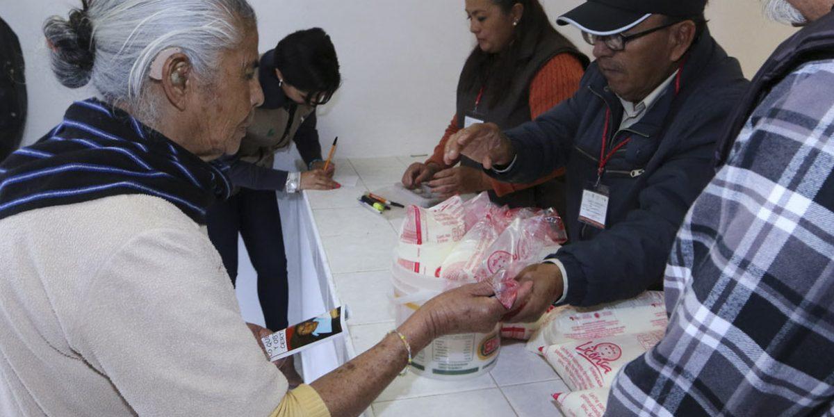 Gobierno federal amplía programa de leche Liconsa a 300 municipios