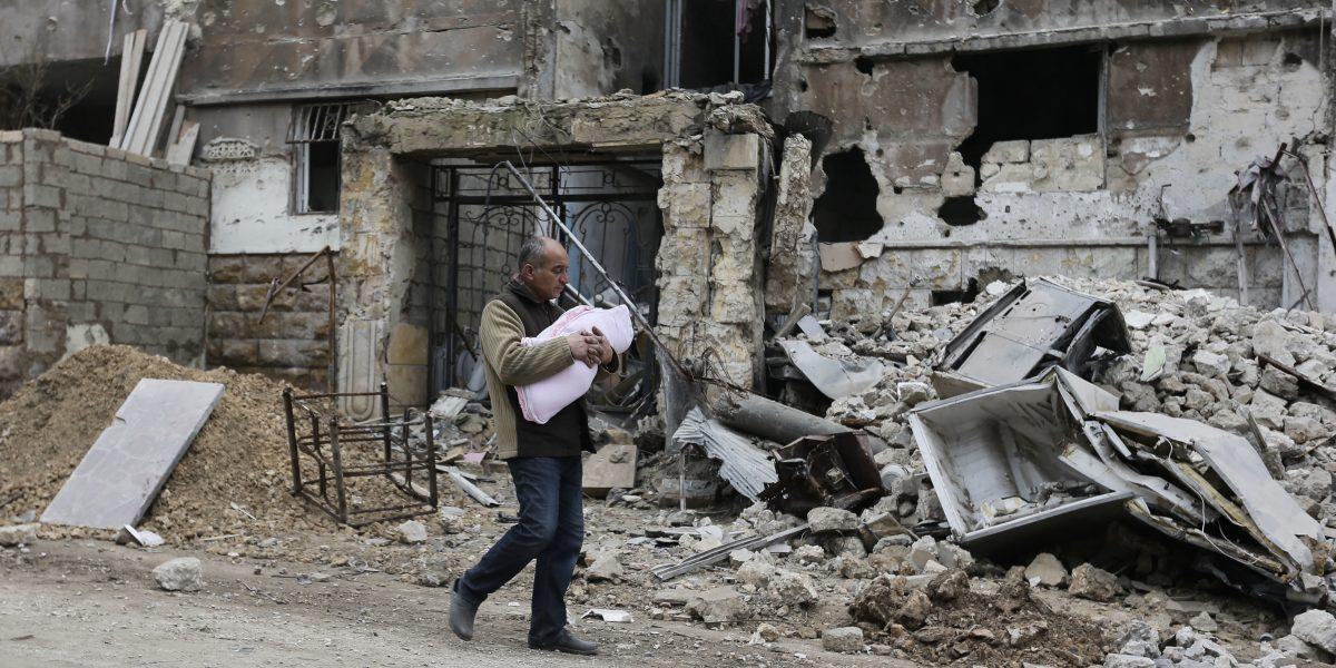 Amnistía Internacional: 13 mil prisioneros fueron ahorcados en Siria en 6 años