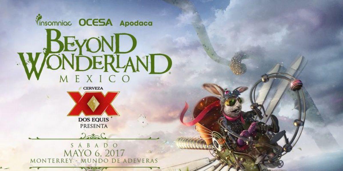 Beyond Wonderland en México por primera vez en mayo