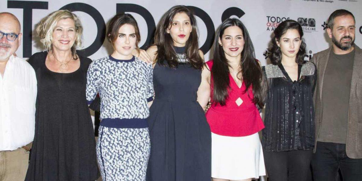 Patricia Bernal y Karla Souza orgullosas de Gael García por ser parte del Oscar