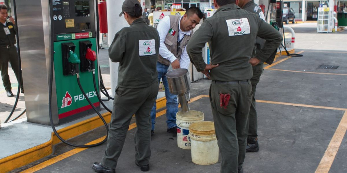 Multas de hasta 24 mdp a gasolineras y gaseras que alteren precios