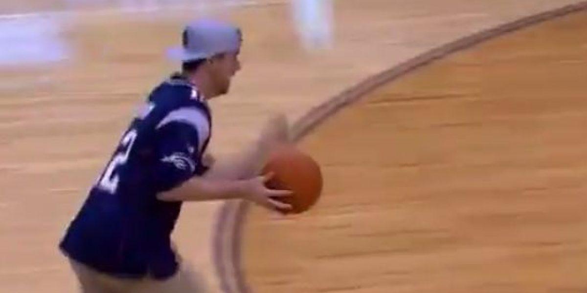 """Equipo de la NBA """"trollea"""" a aficionado de los Patriotas con el deflategate"""