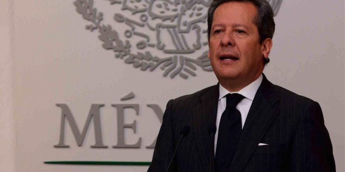 México no permitirá tropas extranjeras en su territorio, vocero de Presidencia