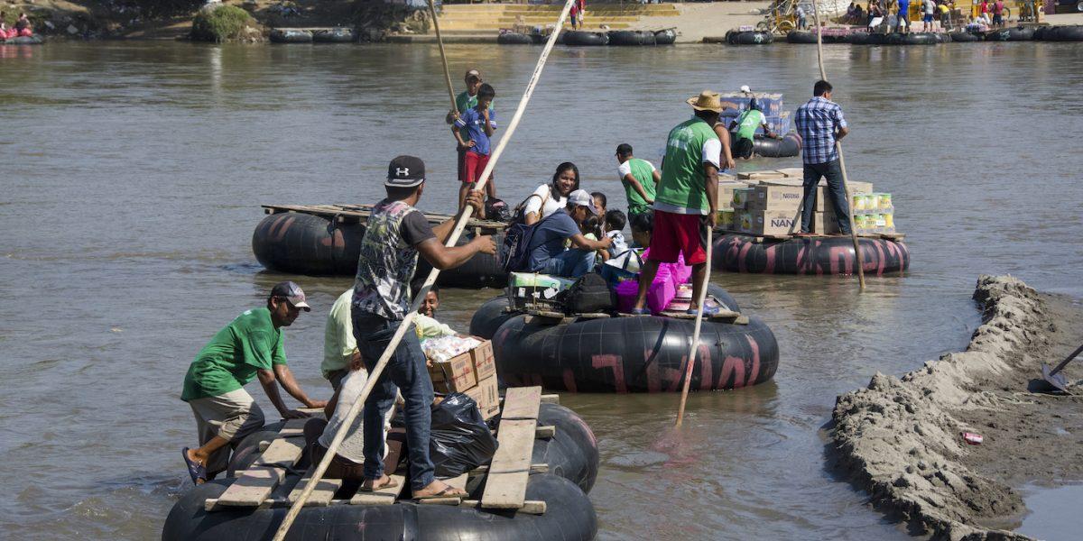 Mexicanos a favor de construir muro en frontera con Guatemala: UNAM