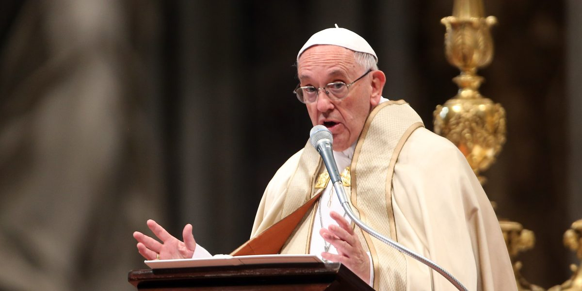 Posible reunión de Donald Trump y el Papa Francisco en mayo