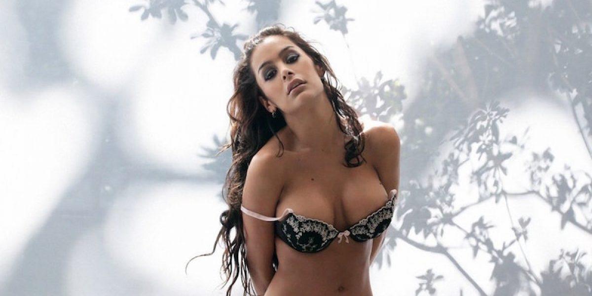 Larissa Riquelme se desnudaría si Jaguares llega a la final