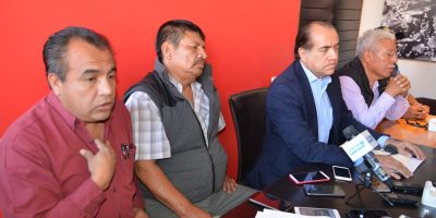 Choferes de transporte urbano de Oaxaca emplazan a huelga