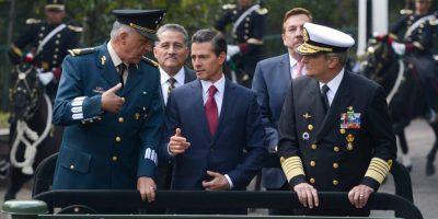 Conmemora Peña Nieto 104 años de la Marcha de la Lealtad