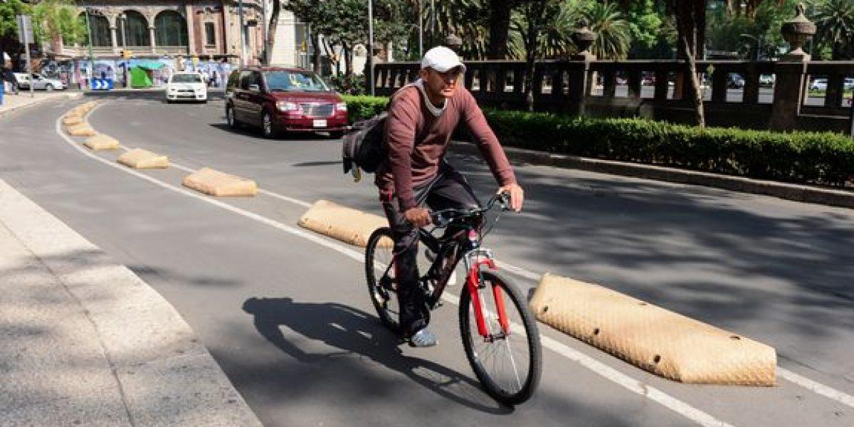 CDMX invierte más de 9 mdp en proyectos de nuevas ciclovías