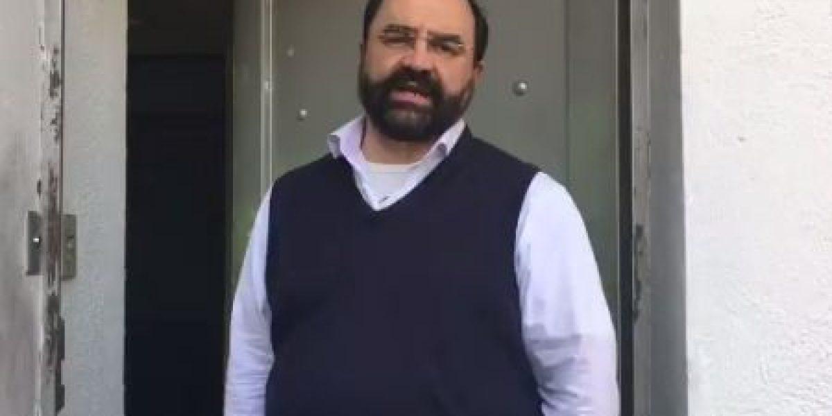 Allanan oficinas de Álvarez Icaza;