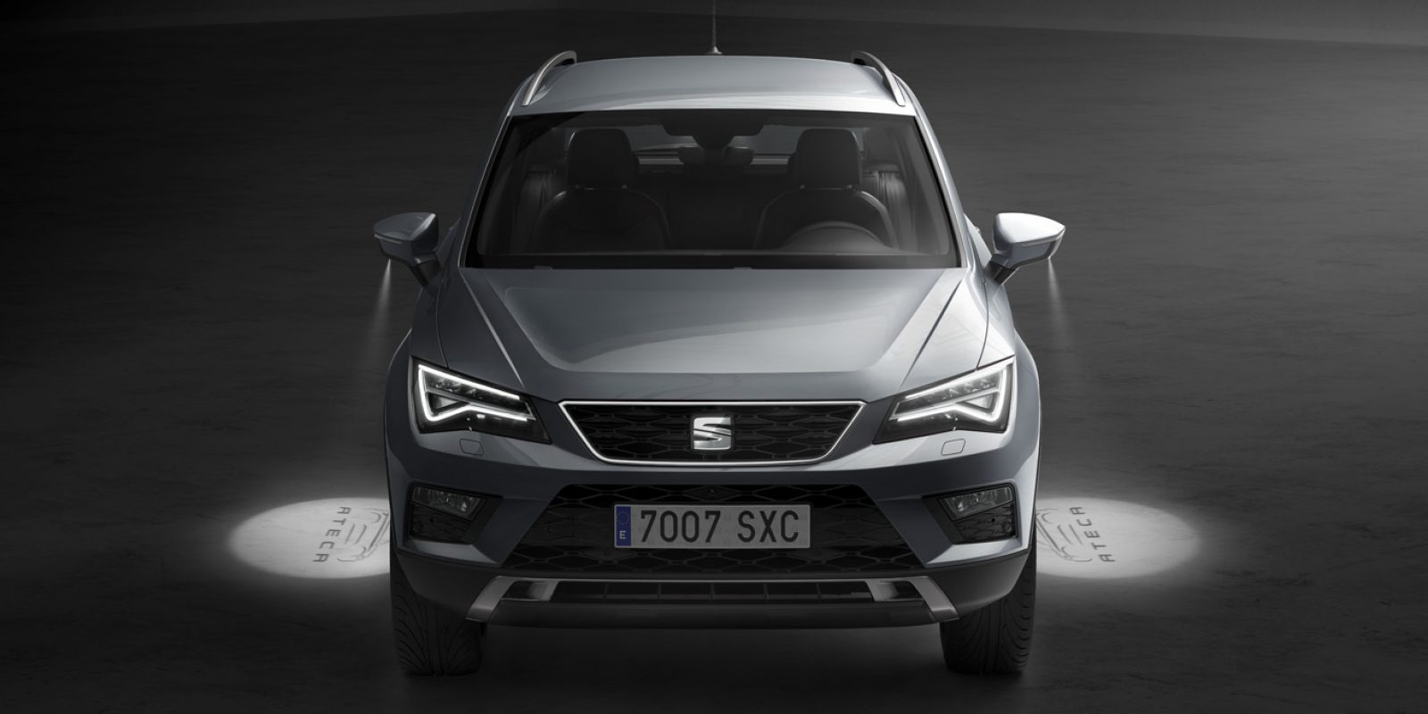 seat ateca el primer suv de la marca que lleg para quedarse publimetro m xico. Black Bedroom Furniture Sets. Home Design Ideas