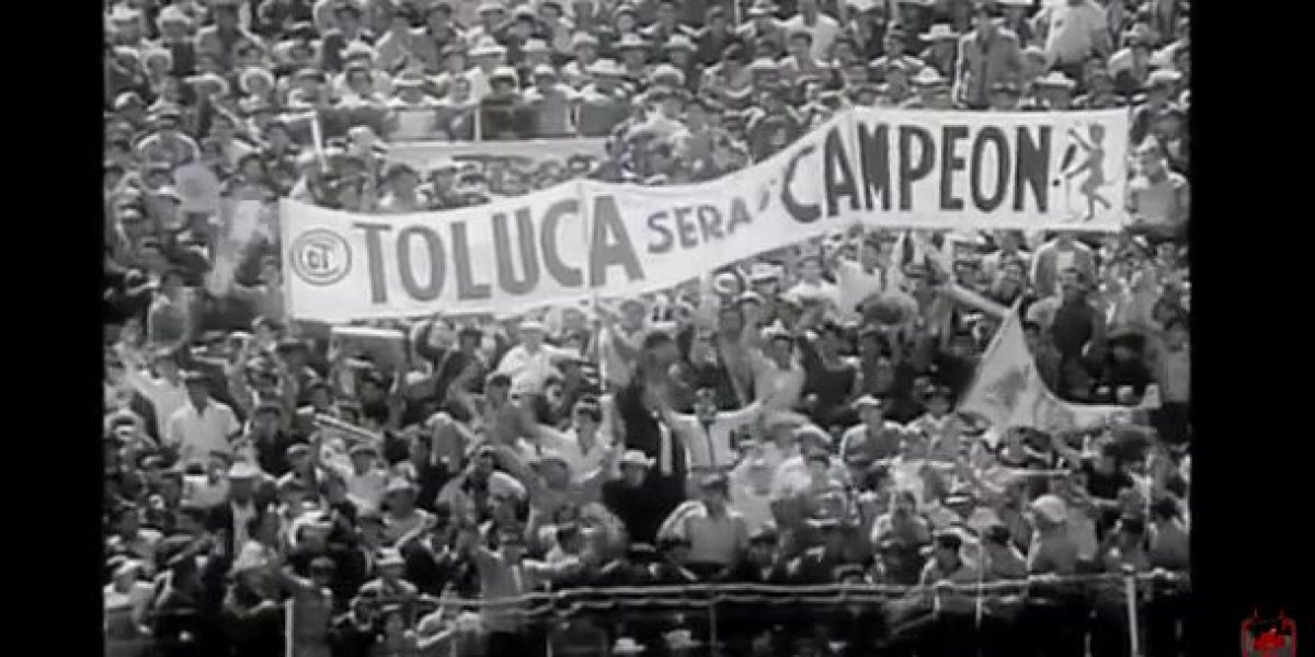 VIDEO: Toluca lanza documental con motivo de su Centenario