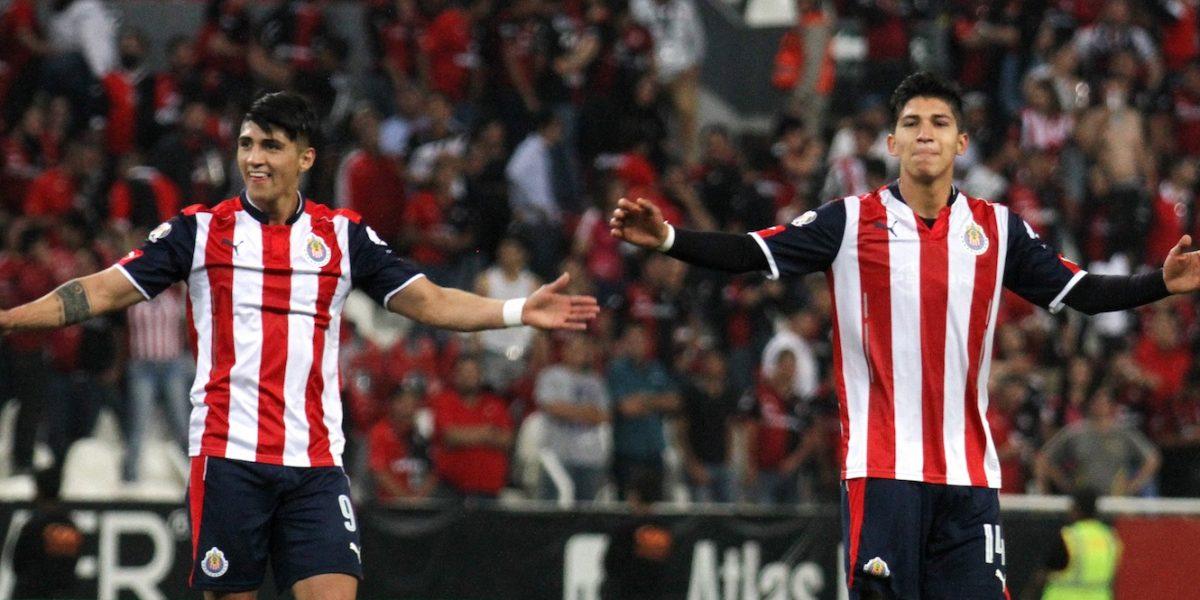 Chivas trollea a Atlas tras el Clásico Tapatío