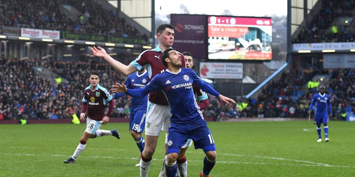 Chelsea empata ante Burnley y se mantiene como líder de la Premier