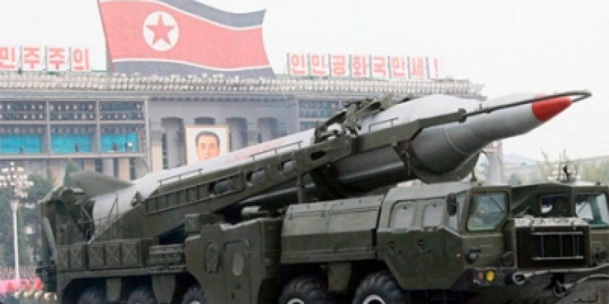 Condenan países asiáticos lanzamiento de misil norcoreano