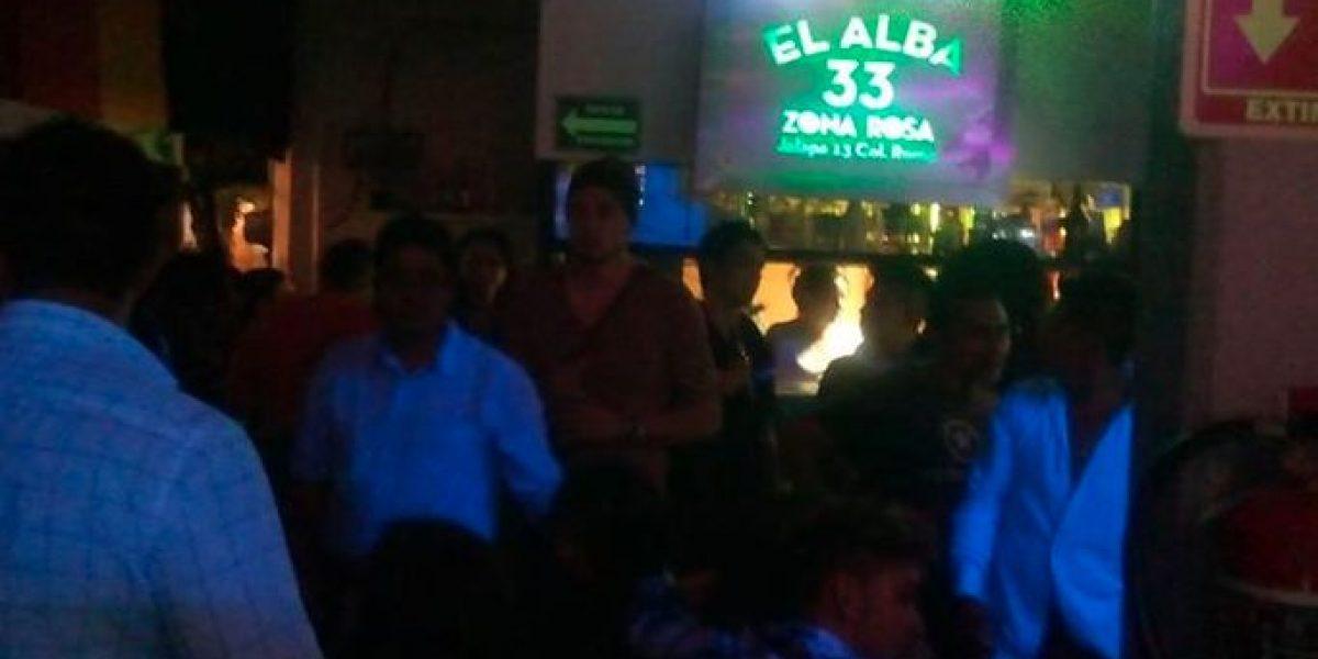 Comando mata a joven y hiere a menor de edad en bar gay de la Roma