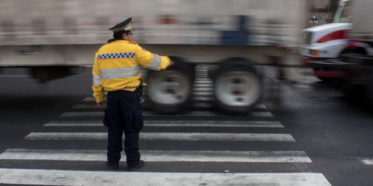 Cortes viales y cierres de circulación por movilizaciones en la CDMX