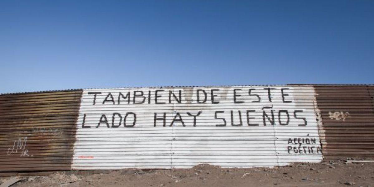 Empresa de España se ofrece para construir el muro fronterizo de Trump