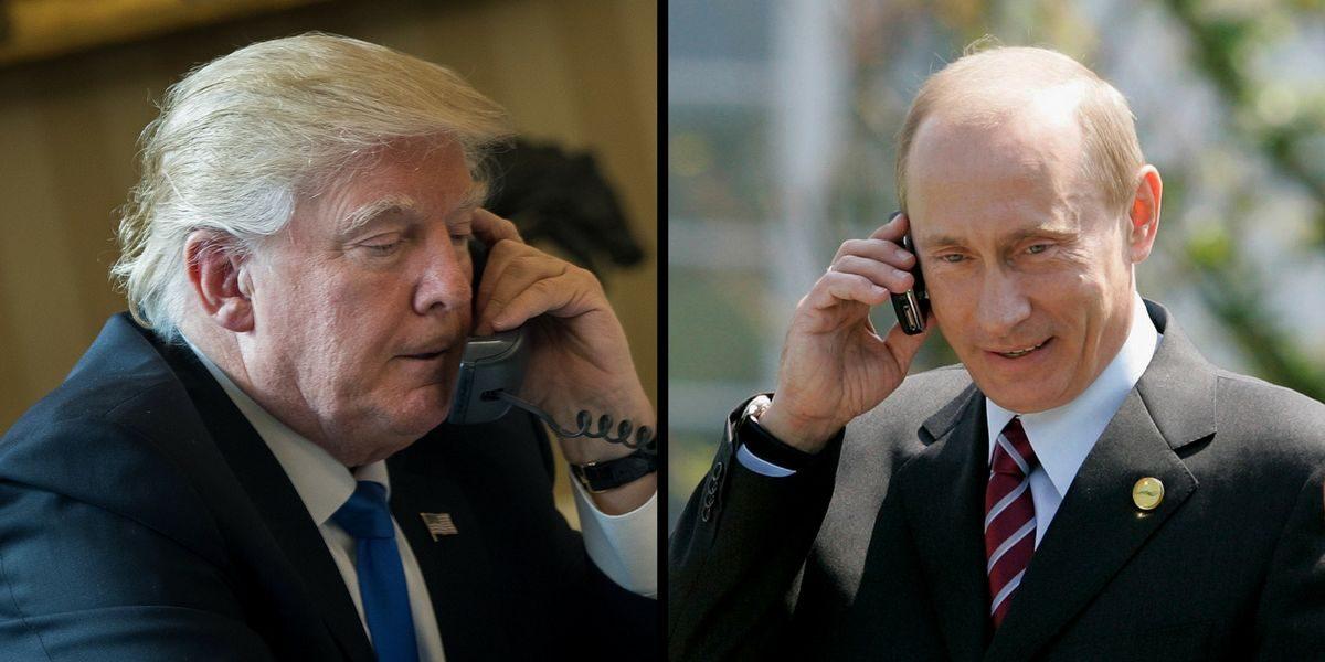Moscú revela cuándo será el encuentro entre Putin y Trump