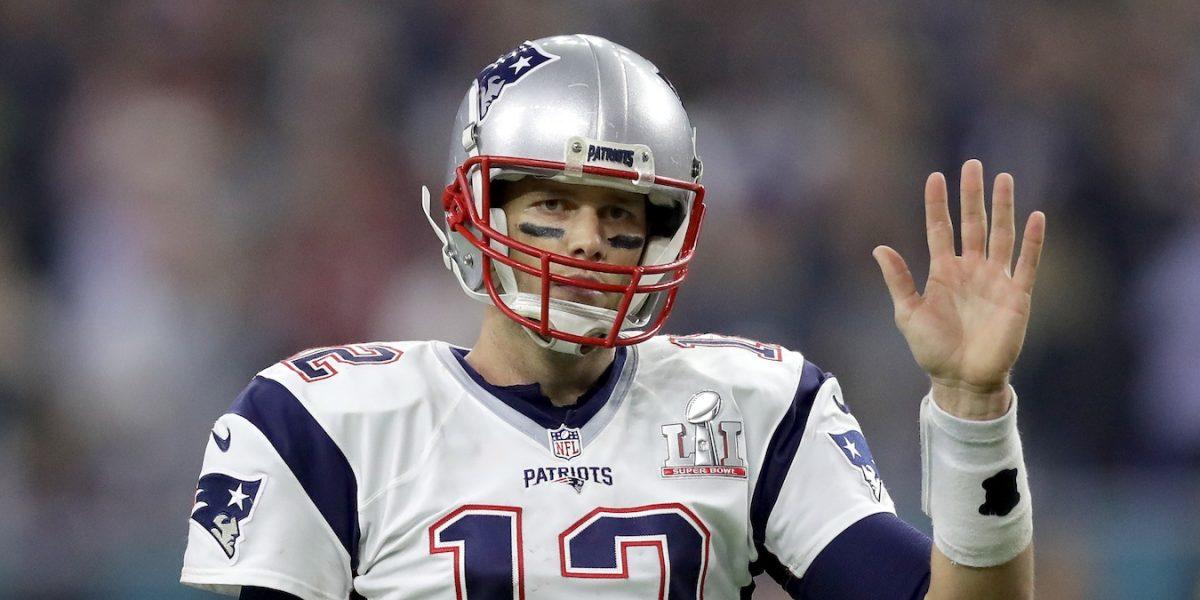 Tom Brady minimiza su actuación en el Super Bowl LI