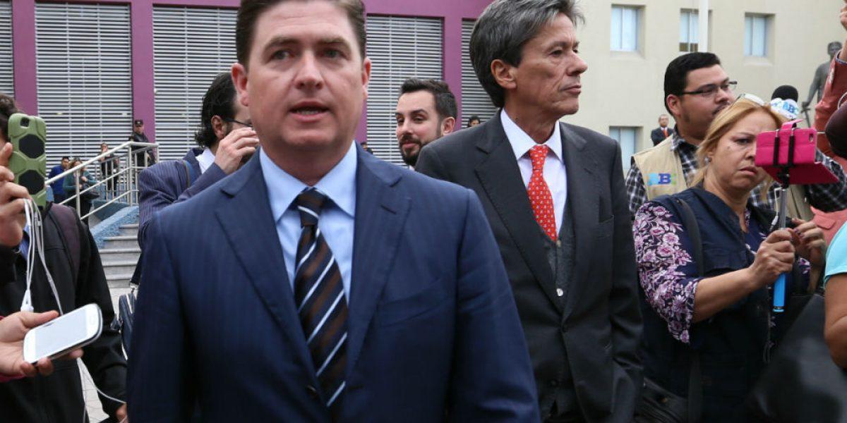 Conceden amparo a Rodrigo Medina contra vinculación a proceso