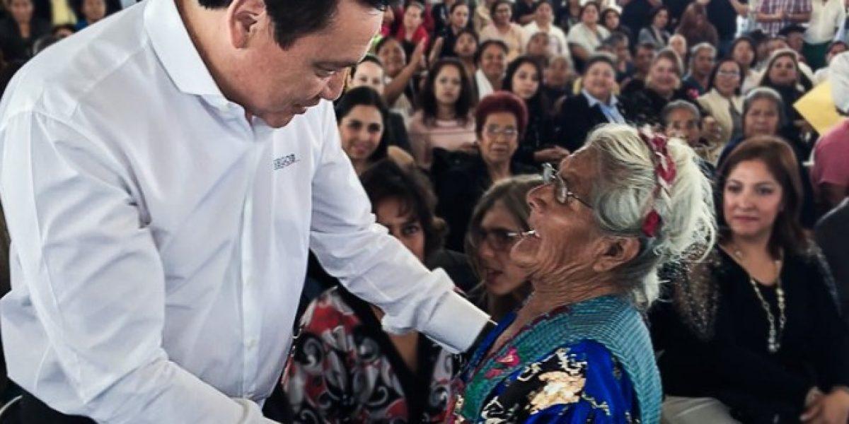 Osorio Chong exhorta a denunciar la violencia contra las mujeres