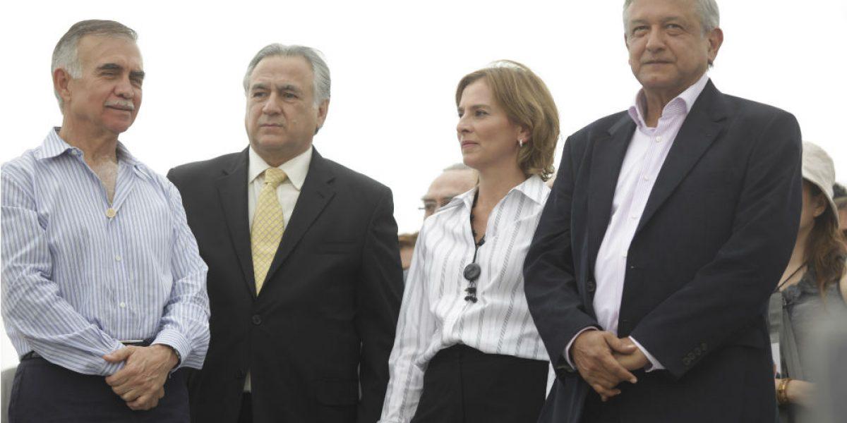 """AMLO dice que fue """"prepotente"""" el cese de Mancera a Torruco"""
