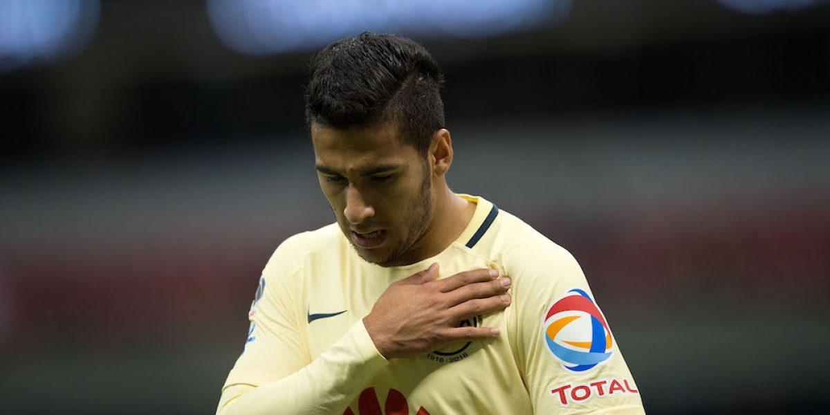 Cecilio Domínguez se perdería el Clásico Nacional