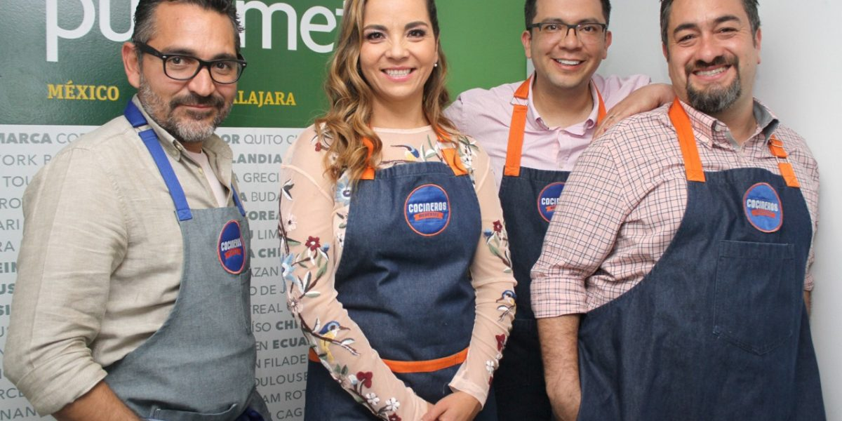 Cocineros mexicanos revelan su receta secreta publimetro for Chefs famosos mexicanos