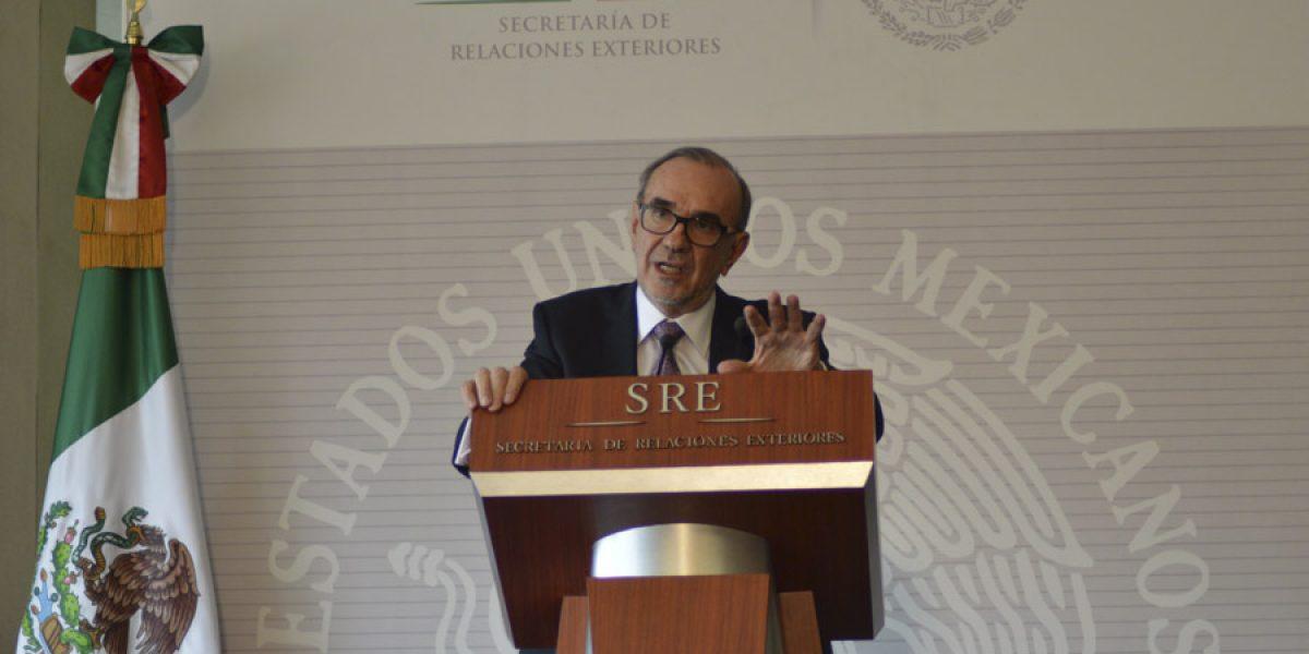 Gobierno de México apoya a