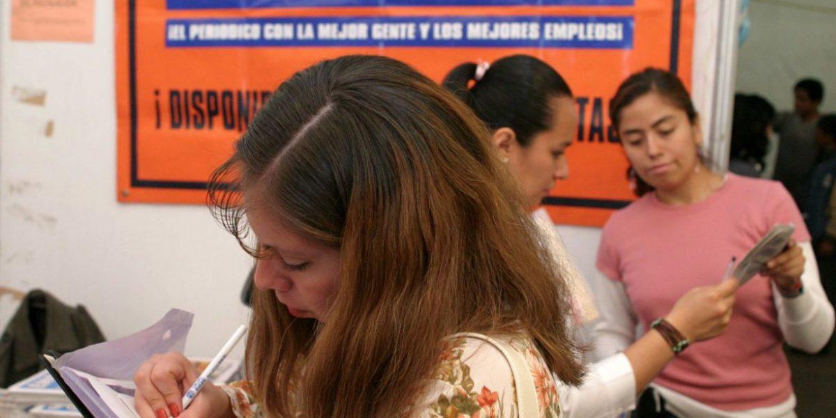 México reporta menor tasa de desempleo en 9 años: INEGI