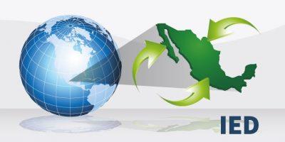 Cae la inversión extranjera en México